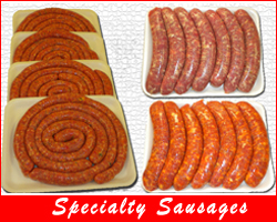 productsausages